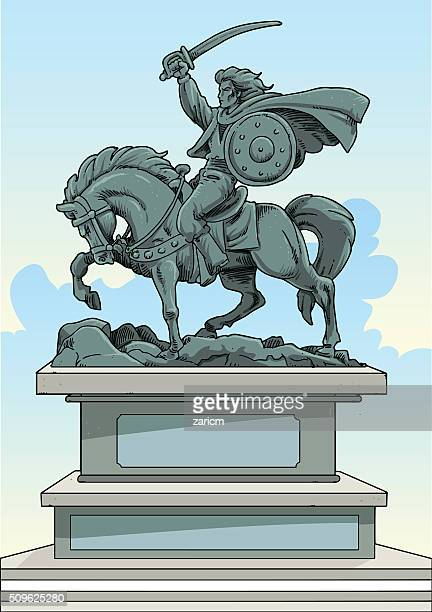 Great Monument or Bronze Horseman