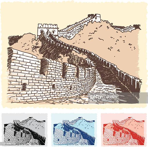 Great Wall Sketch