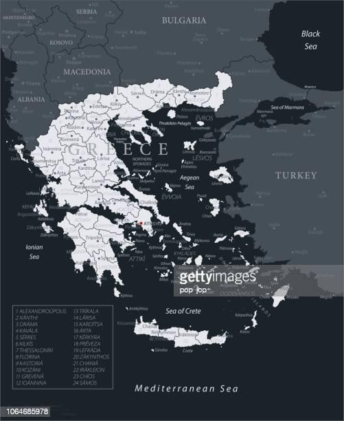 19 - Greece - Black Gray 10