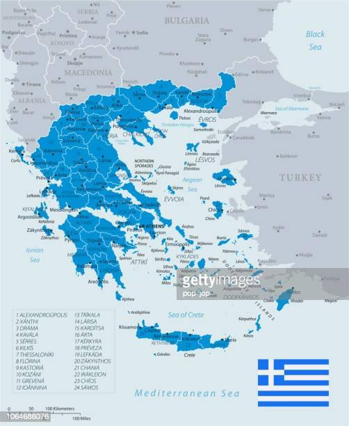 33 - Greece - Blue Gray 10