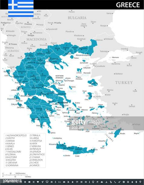 10 - greece - murena 10 - greece v albania stock illustrations