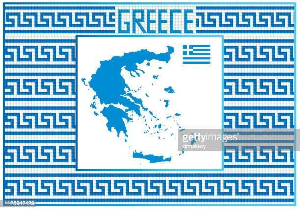 greece - santorini stock illustrations