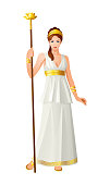 Greek Gods and Goddess Hera