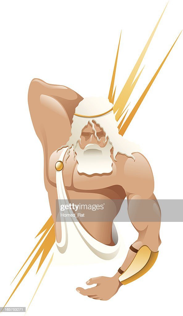 Greek gods - Zeus