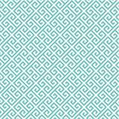 Greek key pattern background. Vintage vector pattern.