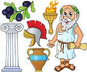 Greek theme collection 1