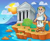 Greek theme image 2