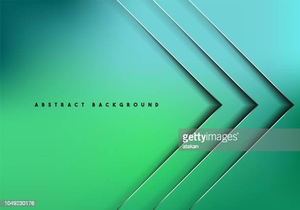 green abstract vector background - green background stock illustrations, clip art, cartoons, & icons
