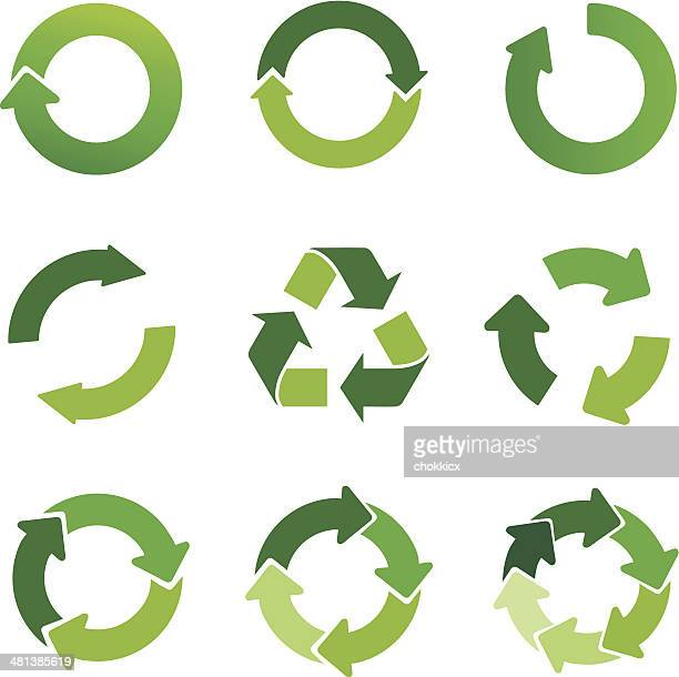 Recycling Symbol Stock Illustrations And Cartoons Getty Images