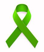 Green Awareness Ribbon