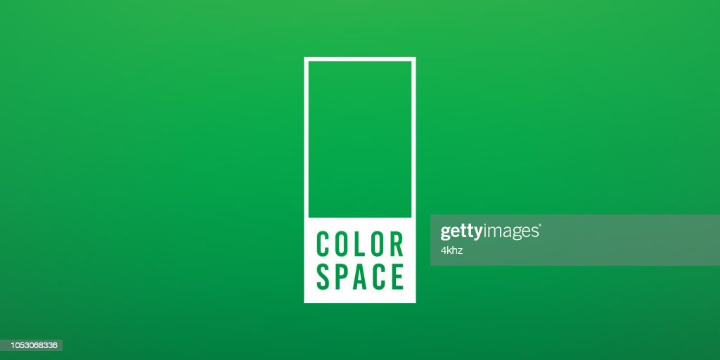 Green Basic Elegant Soft Color Space Smooth Gradient Vector Background