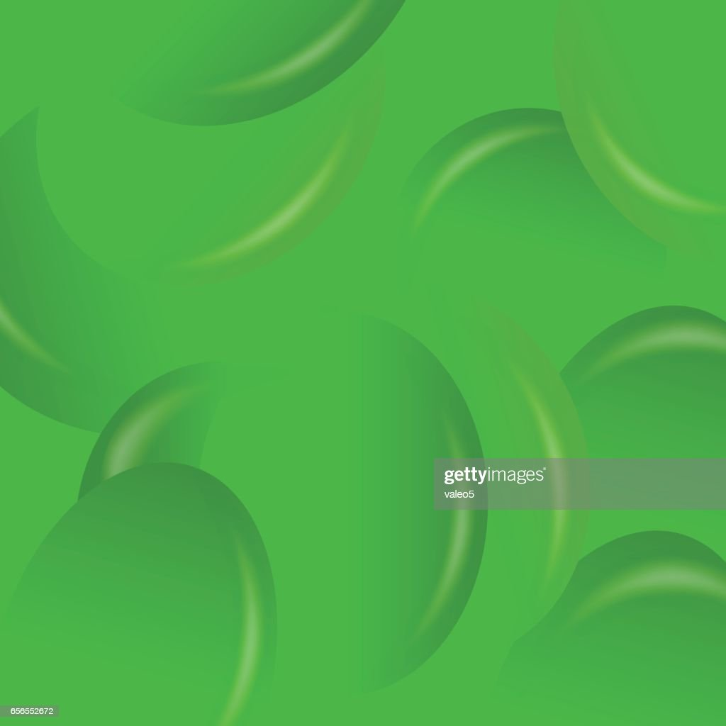Green Candy Background