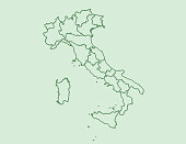 Clear Map Of Italy.Free Italy Map Clipart And Vector Graphics Clipart Me