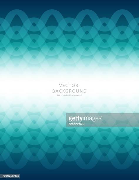 Green color background with fading white line pattern design