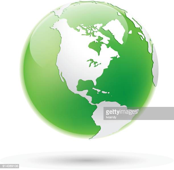 green earth - parallel stock illustrations, clip art, cartoons, & icons