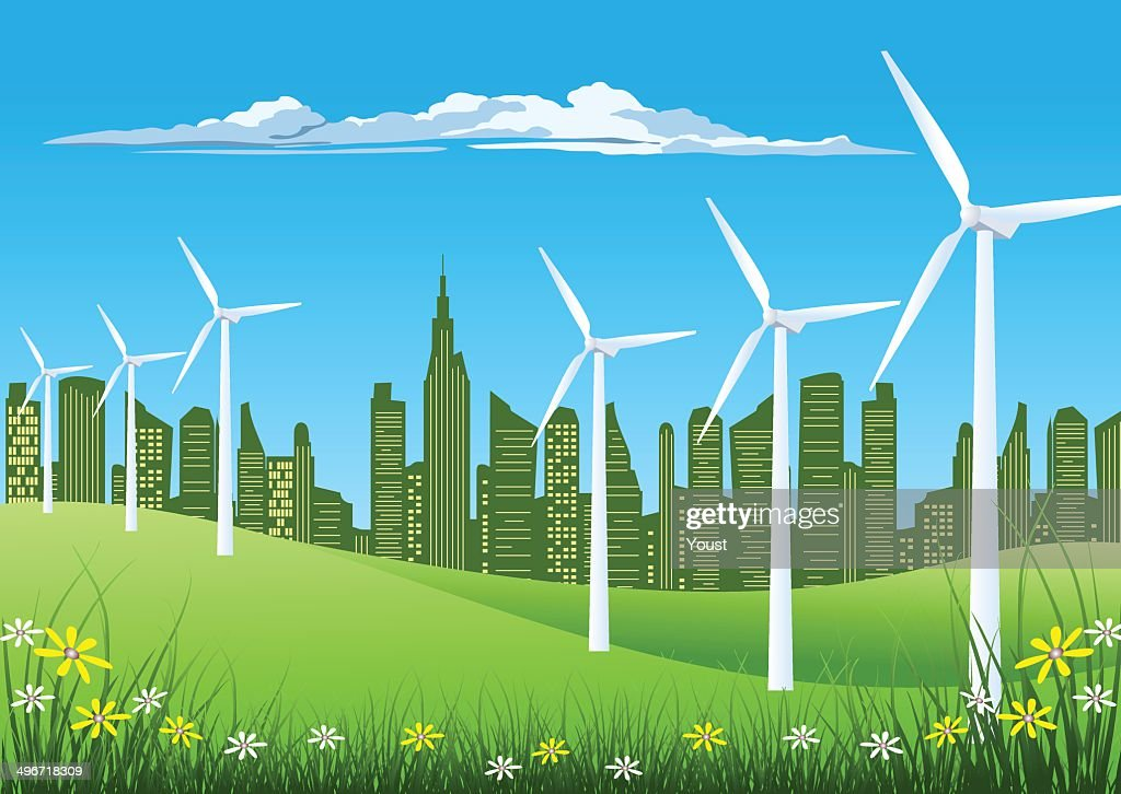 Green Energy for Eco City