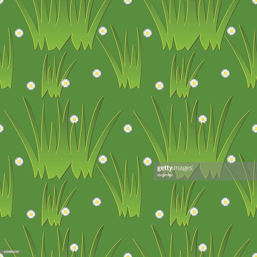 green field : Vector Art