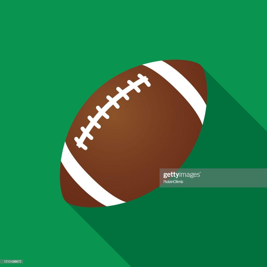 Pictogram Groen voetbal : Stockillustraties