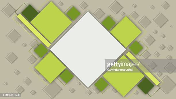 green futuristic technology abstract background - nature magazine stock illustrations
