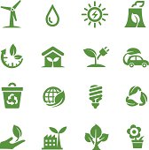 Green Icons - Acme Series