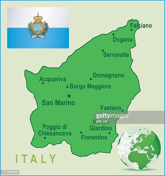 San Marino Italy Stock Illustrations And Cartoons