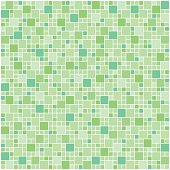 Green square tile wallpaper background