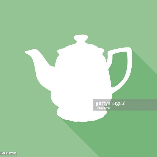 Green Teapot Icons 4