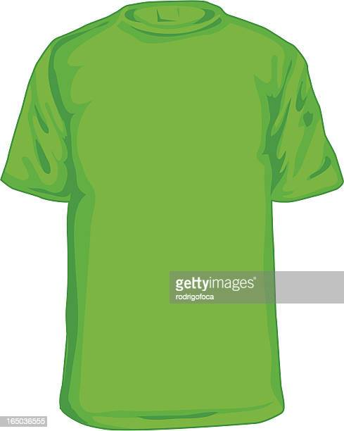 Green Tee (Adult-Size T-Shirt)