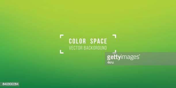 illustrazioni stock, clip art, cartoni animati e icone di tendenza di green vignette soft color space defocus smooth gradient background - cambiare colore