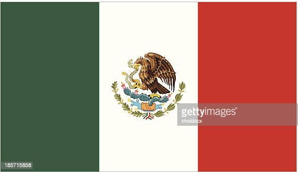 México o la bandera mexicana