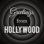 Greetings from Hollywood.
