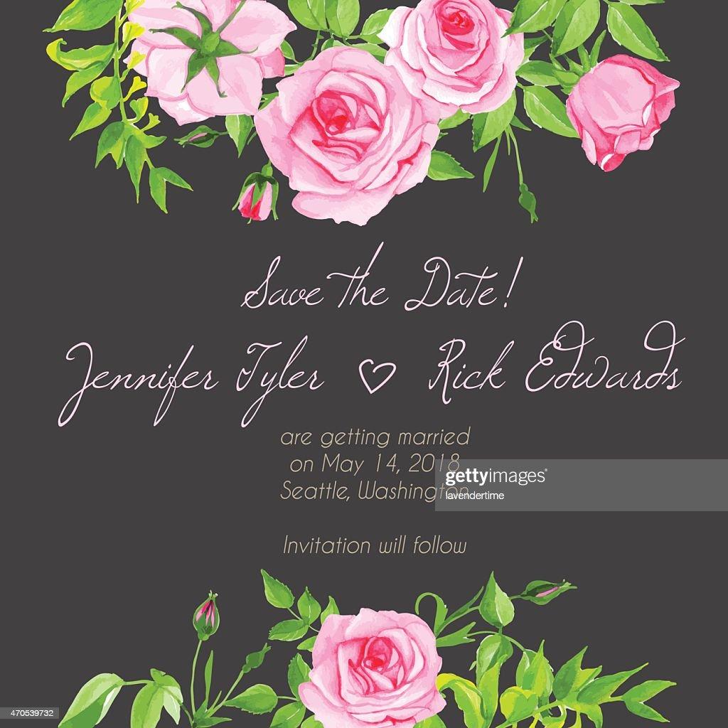 Grey floral design frame vector element