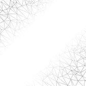 Grey Technology Background