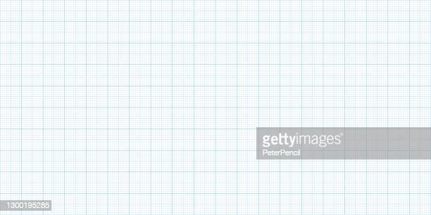 グリッド グラフペーパー シート。白の背景に青。テクスチャ テンプレート。ベクトルの図 - センチメートル点のイラスト素材/クリップアート素材/マンガ素材/アイコン素材