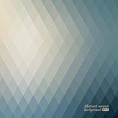 Grid Mosaic Background, Creative Design Templates