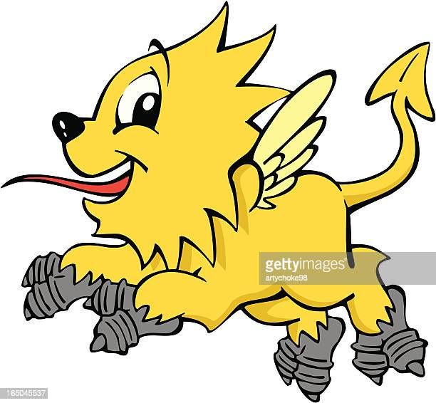 Griffin the Mythological Creature