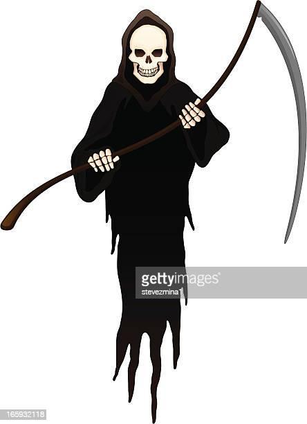 ilustraciones, imágenes clip art, dibujos animados e iconos de stock de la muerte y señal - la muerte