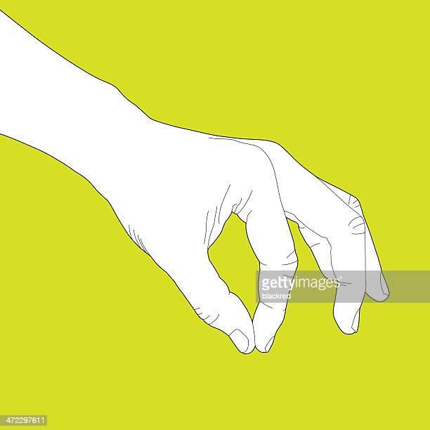 Gripping Something