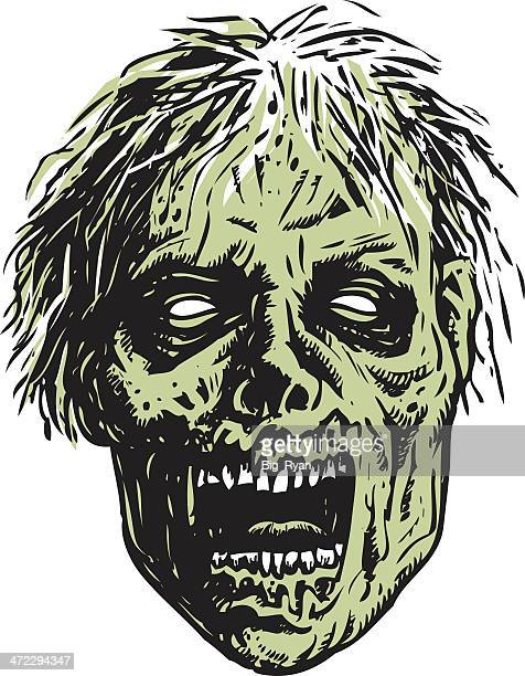 gritty zombie