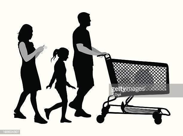 ilustraciones, imágenes clip art, dibujos animados e iconos de stock de comestibles - esposo