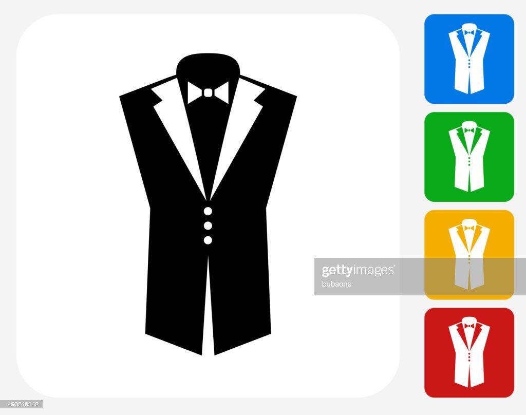 Groom suit icon flat graphic design vector art getty images groom suit icon flat graphic design vector art publicscrutiny Gallery