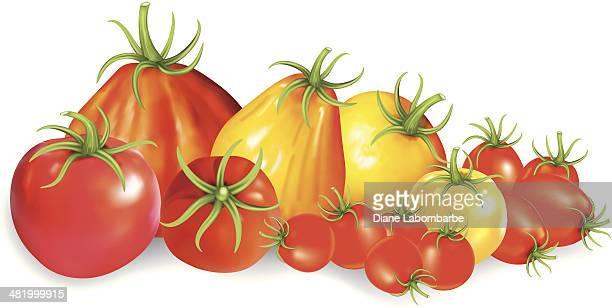 30 Meilleurs Tomate Cerise Illustrations Cliparts Dessins Animes