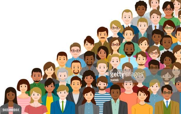 人々の集まり