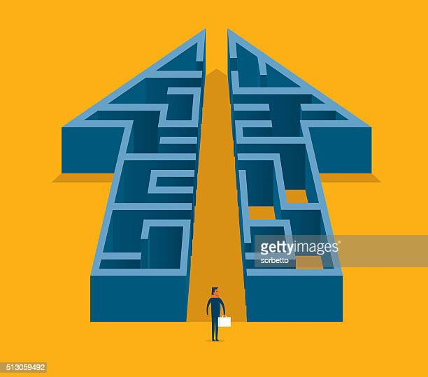 Growth Maze