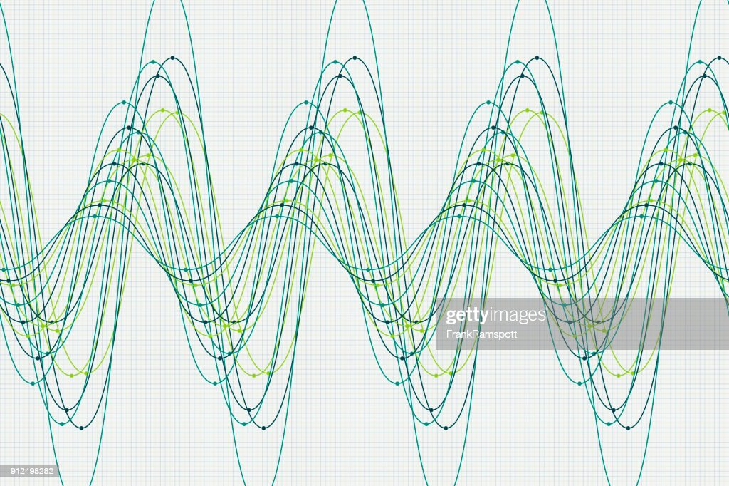 Growth sine wave line pattern horizontal vector art getty images growth sine wave line pattern horizontal vector art ccuart Images