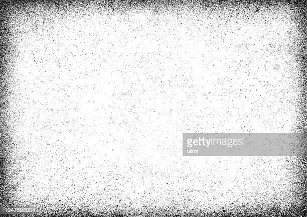 フレームとグランジ背景 - 黒枠点のイラスト素材/クリップアート素材/マンガ素材/アイコン素材