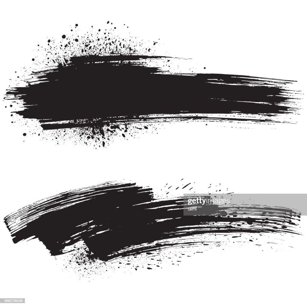 Grunge-Hintergründe : Stock-Illustration