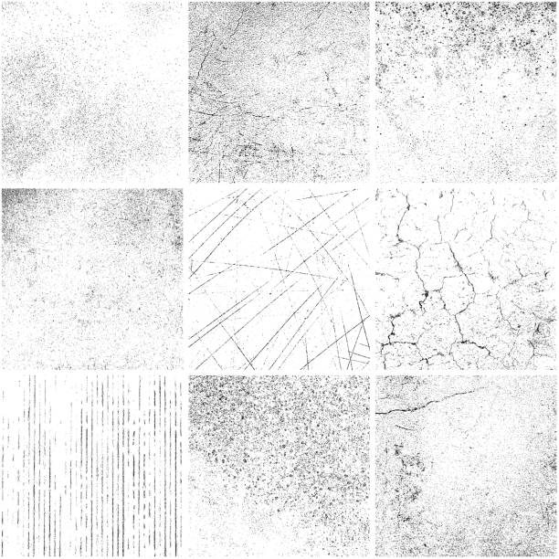 grunge backgrounds - vector stock illustrations