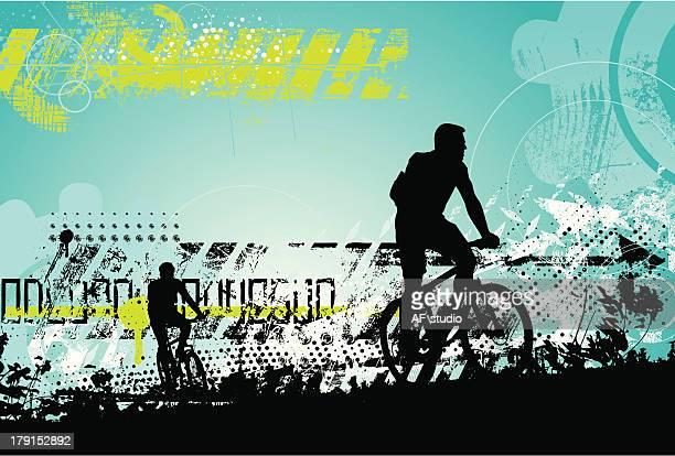 Grunge Biker