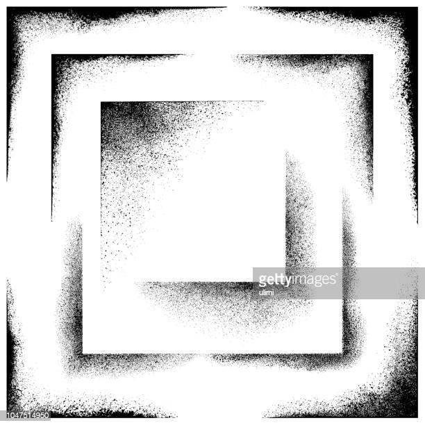 グランジ コーナー - 角点のイラスト素材/クリップアート素材/マンガ素材/アイコン素材
